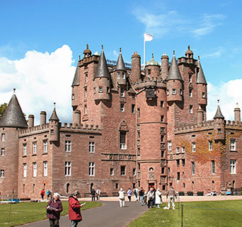 Photo of Glamis Castle