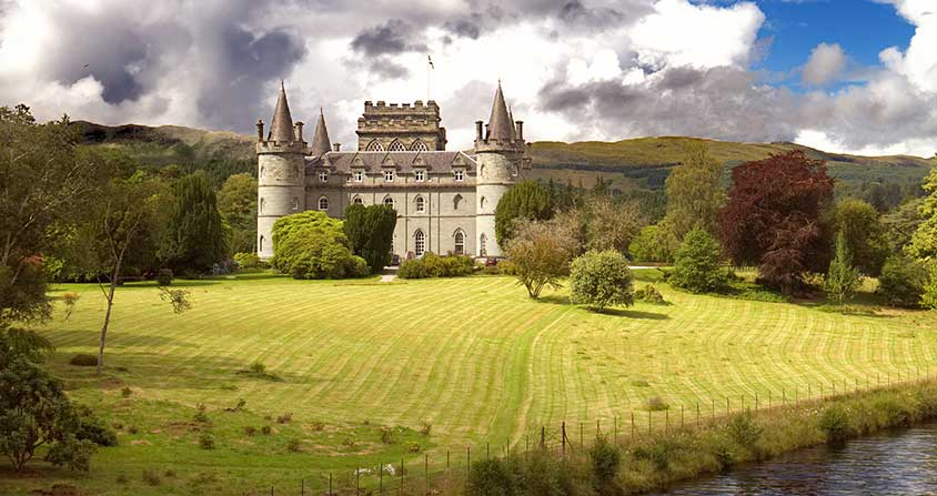 Photo of Inveraray Castle