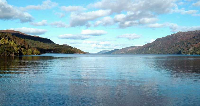 Photo of Loch Ness